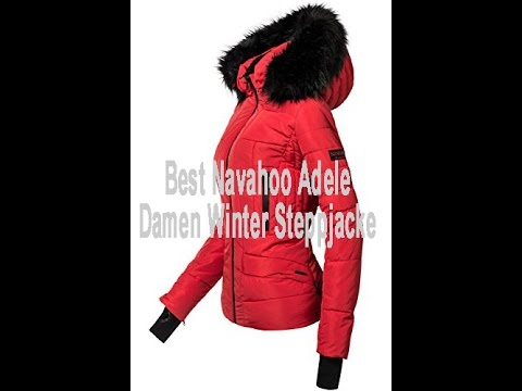 Best Navahoo Adele Winter Steppjacke Damen OiXZkTPu