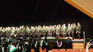 Ashayein song by samoan chorus ...in Newzealand