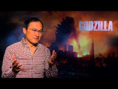 GODZILLA (2014) Interview: Ken Watanabe