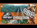 45 Minutes of Exclusive Jurassic World Evolution Gameplay