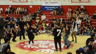 Battleground 4 | Round 1 West Campus vs Sheldon