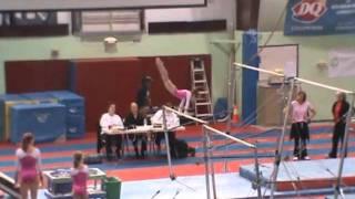 Holland Reid- First Level 7 Bar Routine 12-11-10
