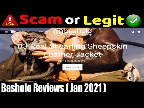 Basholo Reviews ( Jan 2021): Is It A Trustworthy Website For Your Online Shopping? Watch The Video!