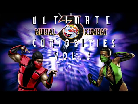 Curiosities Of Ultimate Mortal Kombat 3 Vol. 2