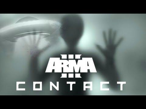 МАЛЕНЬКИЕ ЗЕЛЁНЫЕ ЧЕЛОВЕЧКИ Vs БОЛЬШИЕ ЗЕЛЁНЫЕ ЧЕЛОВЕЧКИ • Arma 3 Contact  #1