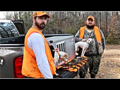 MISSISSIPPI SQUIRRELMEN | Squirrel Hunting With Dogs