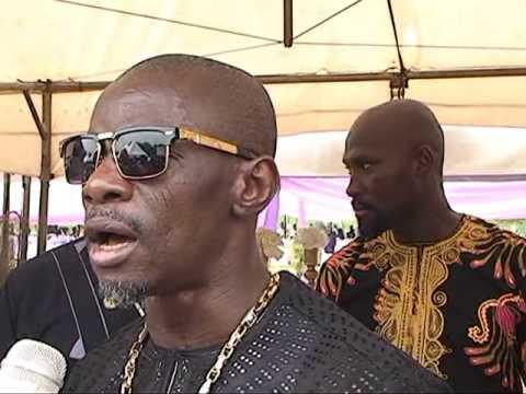 Tony Kabaka's mother burial 5