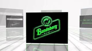 Bundaberg Rum Bar Pub Restaurant Neon Light Sign