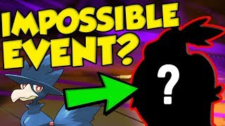 connectYoutube - SECRET POKEMON DISCOVERED? New Pokemon Ultra Sun and Moon Event