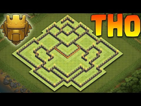 Best Th 10 Farming Base With Replays 2018 | Coc Town Hall 10 Trophy Base | Clash Of Clans