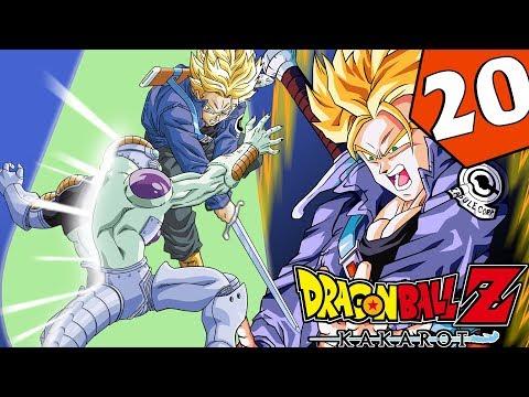 """Trunks Vs Frieza My Son Arrives"" Vegeta Plays Dragon Ball Z Kakarot - Part 20"
