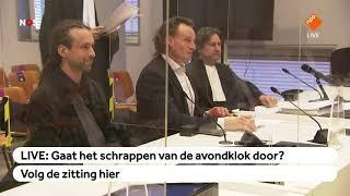 TERUGKIJKEN: Viruswaarheid wraakt rechters tijdens zitting over avondklok