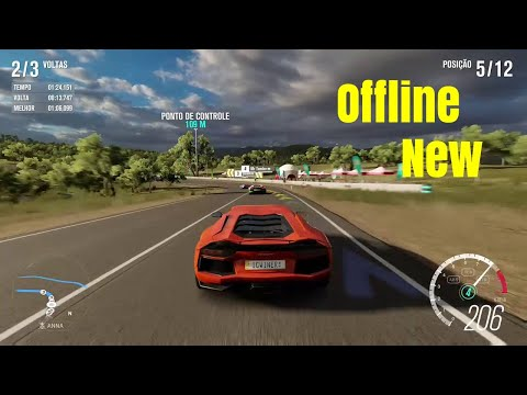 Top 10 Best Offline Racing Games | Lamborghini Aventador 2019