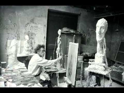 Ernst Scheidegger parle d' Alberto Giacometti