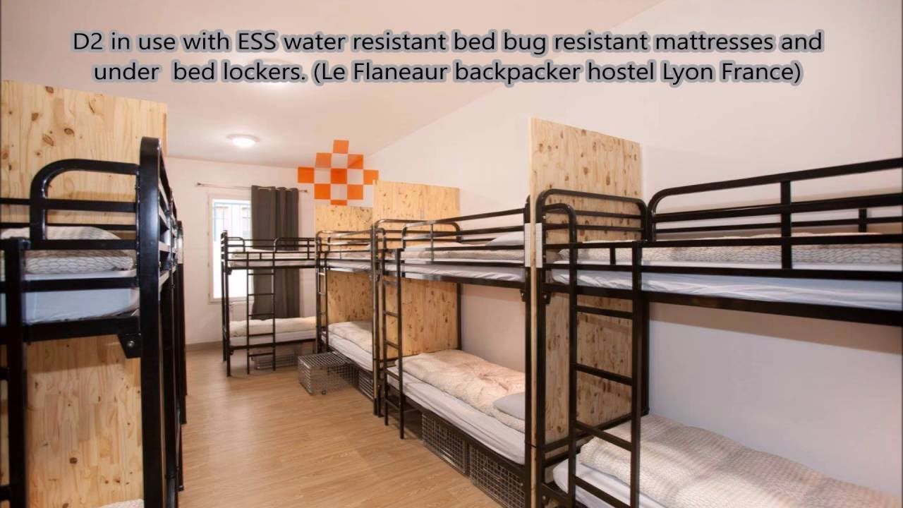 Heavy Duty Bunk Beds From Ess Youtube