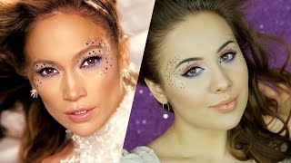 ✴ JENNIFER LOPEZ FEEL THE LIGHT ✴ makeup tutorial | tutorial makijażu | ENG SUB | GlamDiva