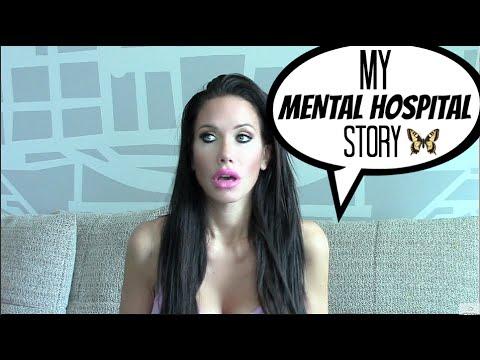 MY MENTAL HOSPITAL STORY  YouTube