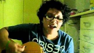 Ritchie - Menina Veneno - (cover acústico) - Cristiana Knupp