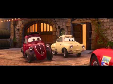 Cars 2 Trailer HD [Μεταγλωτισμένο]