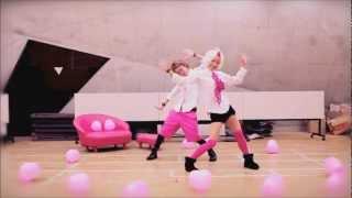 PONPONPON - Kanzentaicell (完全体セル) - Lyrics English Subtitles & Japanese Romaji [Dance]