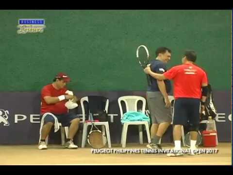 Peugeot Philippines Tennis Invitational Open 2017   Quest