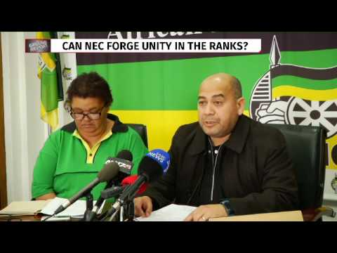 ANC western Cape briefing: 26 June 2017