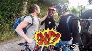 16 MINUTES OF SUPER CRAZY & ANGRY PEOPLE vs BIKERS | BEST OF THIS WEEK  [Ep. #218]