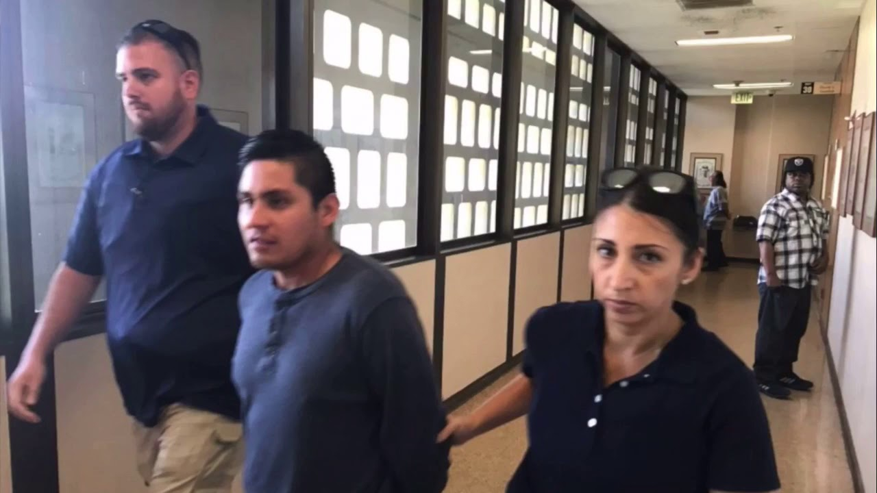 ICE making arrests at Fresno Courthouse