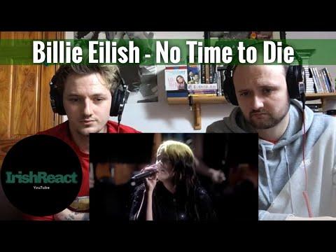 Billie Eilish – No Time To Die (BRIT Awards 2020)   Reaction!
