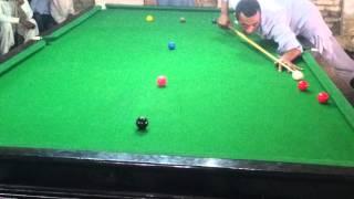 snooker in bhimber