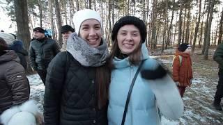 'Святочные гуляния' 2019!Клип.