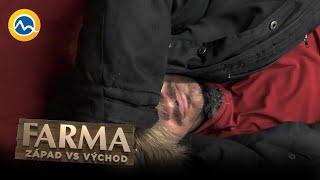 FARMA - Zronený Robiňo skončil v slzách: Ako dlho vydrží na Farme bez svojej lásky?
