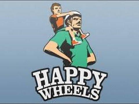 Прохождение Happy Wheels - Часть 1