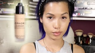 FIRST IMPRESSION REVIEW | SEPHORA TEINT INFUSION FOUNDATION
