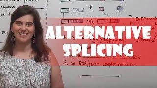 Baixar Alternative Splicing