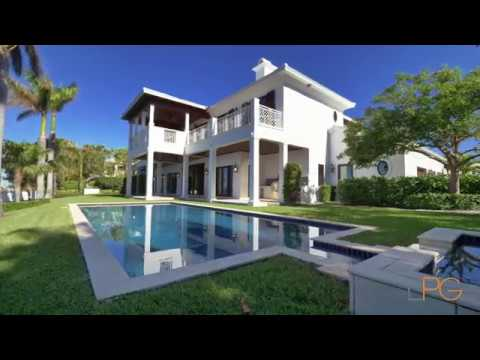 Manalapan Florida Waterfront Residence -- Lifestyle Production Group