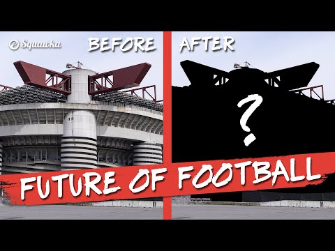 The Future of Football: Best New Stadium