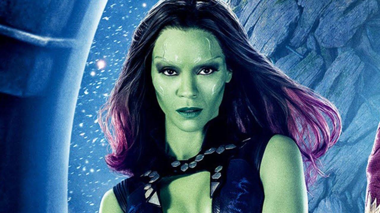 Image result for gamora