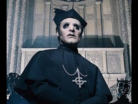 Ghost to release new material in 2019? - Tobias Forge interview posted by KATT