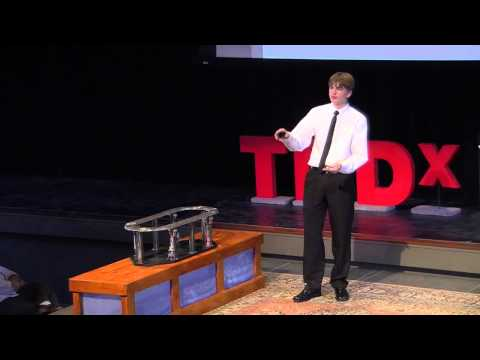 Magnetic Suspension, Levitation, and Propulsion: Matthew Thomas Sturm at TEDxYouth@SeaburyHall 2014