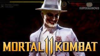 "I PLAYED WITH THE JOKER! - Mortal Kombat 11: ""Joker"" Gameplay, Combos & First Impression"