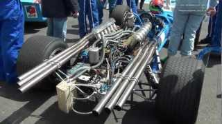 Matra F1 MS11 V12 - Great sound ! Classic Days