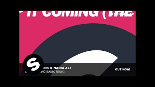 Starkillers & Nadia Ali - Keep It Coming (Basto Remix)