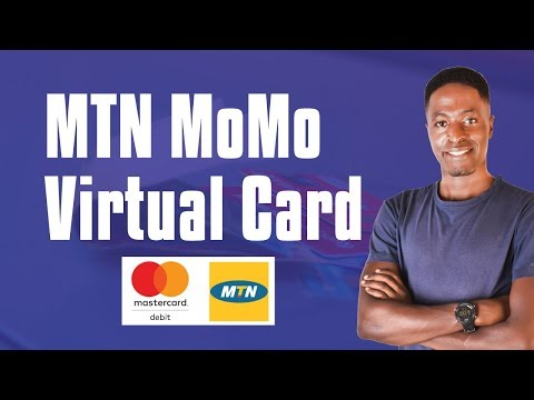 How The MTN MomoCard Works Online (pay For Products And Services)