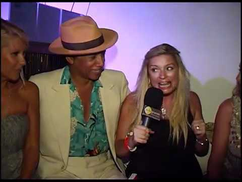 Kid Creole & the Coconuts interview Nikki Beach 2011