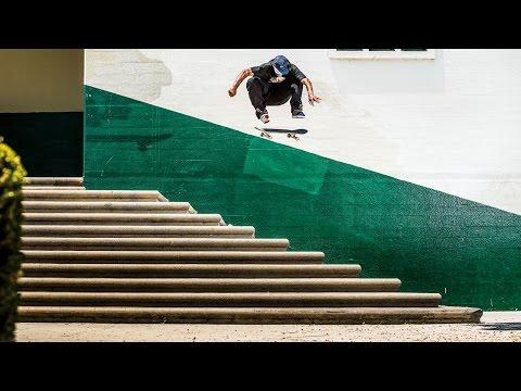 "Rough Cut: Tiago Lemos' ""Press Play"" Part"