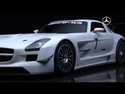 Mercedes SLS AMG GT3 Race Car Commercial 2011 Carjam TV HD 2013 Car TV Show