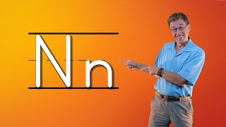 Learn The Letter N | Let's Learn About The Alphabet | Phonics Song for Kids | Jack Hartmann