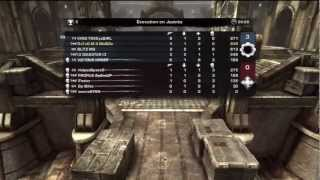 Gears of war 2 Ranked Execution gameplay