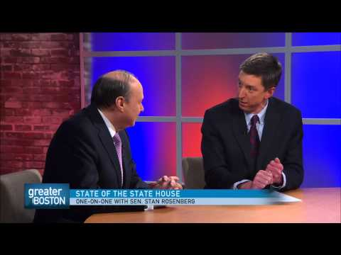 Mass. Senate President Stan Rosenberg Discusses The State Of The State